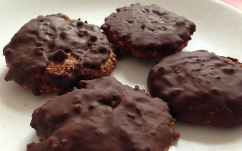 Schokoladenlebkuchen vegan rezept