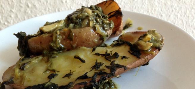 Kartoffel Cherie Vegan