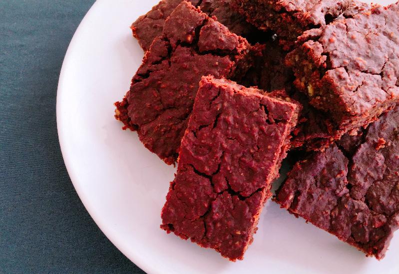Healthy Schoko-Brownies