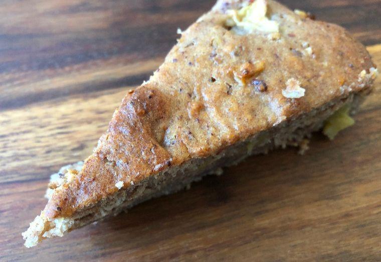 Veganer Apfelkuchen Mit Datteln Mandarinenmaki