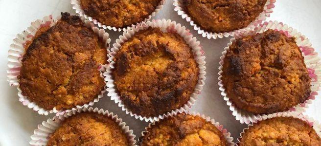 Möhren-Osterei-Muffins